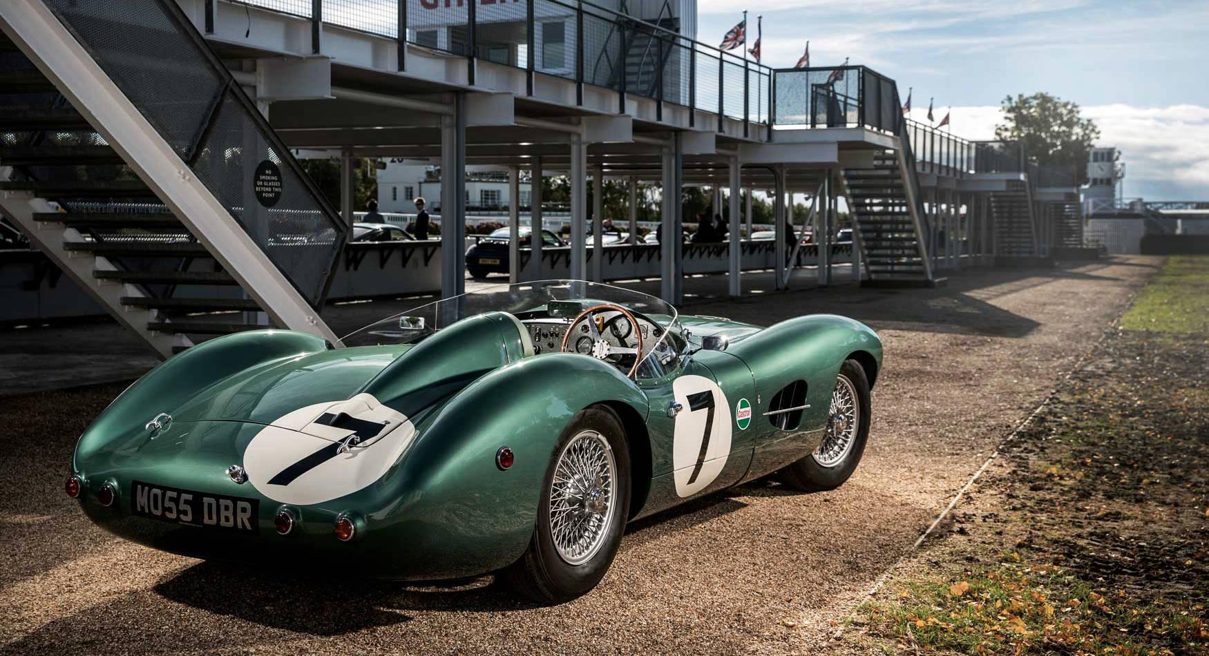 As Motorsport Replica Aston Martin Dbr1 Dbr2 Cars